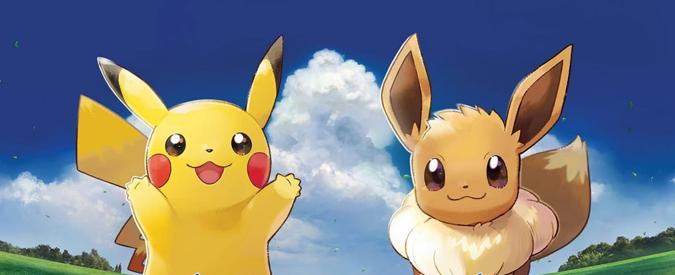 Pokémon Let's Go Eevee & Pikachu: un ritorno all'infanzia con un titolo unico nel suo genere, tra ricordi e novità assolute