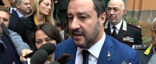 """Manovra, Salvini: """"Nessun nuovo documento all'Ue. Quota 100? I soldi ci sono, forse anche troppi"""""""