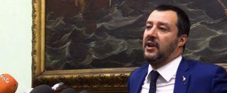"""Di Maio e lavoro nero, Salvini: """"Tirare in ballo il padre per polemica politica è sbagliato"""""""