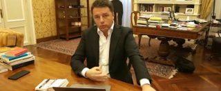 """Renzi: """"Dobbiamo chiedere scusa a Berlusconi, la sinistra lo deve fare. In confronto a Salvini, B. era un pischello"""""""