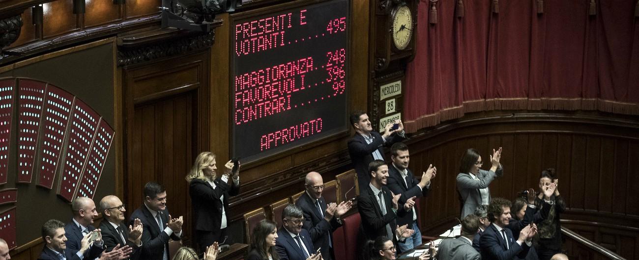 Dl Sicurezza, via libera della Camera con 396 sì tra gli applausi della Lega. 14 deputati M5s non partecipano al voto