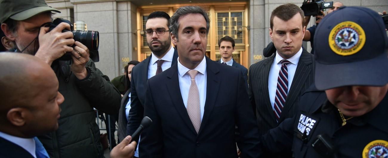 """Russiagate, ex legale di Trump a processo """"Ho mentito sulla Trump Tower a Mosca"""""""