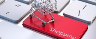 Le vendite online vanno a gonfie vele, gli italiani comprano libri e viaggi, ma anche cibo