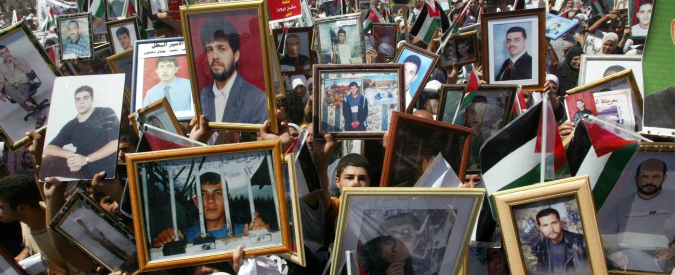 La Dichiarazione universale dei diritti umani compie 70 anni, 5500 palestinesi sono prigionieri