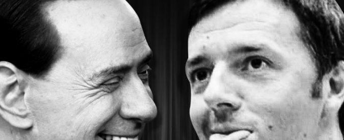 """""""Scusaci, Silvio"""": Renzi fa outing e torna Nazareno"""