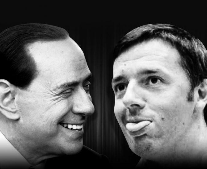 âScusaci, Silvioâ: Renzi fa outing e torna Nazareno