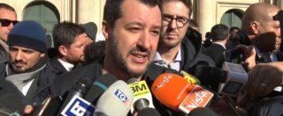 """Regeni, Salvini: """"Stiamo facendo il massimo, ma governiamo in Italia, non in Egitto"""""""