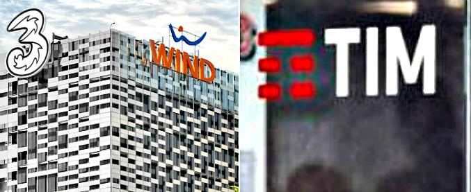 Bollette a 28 giorni, Agcom multa Tim per 1,5 milioni e Wind Tre per 870mila euro