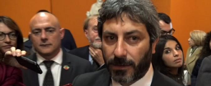 """Giulio Regeni, Fico: """"Al Sisi mi ha mentito, l'Egitto copre gli apparati che lo uccisero. Salvini fiducioso? Nulla di cui fidarsi"""""""
