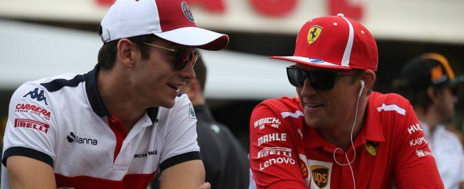 Formula 1, Leclerc fa faville con la Ferrari. Il lungo duello con Vettel è iniziato