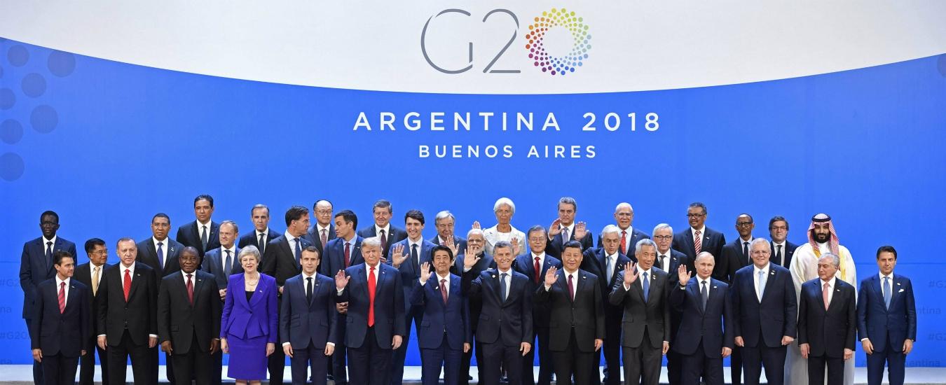 G20 Argentina, a Buenos Aires ci sono tutti. Ma nessuno dei potenti vorrebbe essere lì
