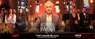 """Accordi&Disaccordi, Travaglio su Nove: """"M5S malato di 'annuncite' per inseguire Salvini"""""""