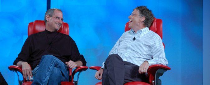 Microsoft supera Apple in borsa, ma ormai la sfida non è più tra i due colossi. Che vacillano entrambi