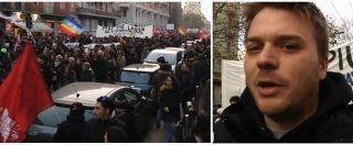 """Milano, in migliaia per dire no al centro per i rimpatri di via Corelli: """"Governo razzista, non si torni indietro di 100 anni"""""""