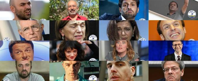 """""""Lui non ci sarà"""", da Renzi fino a Fazio e Chef Rubio: la Lega sceglie i 'nemici' per lanciare l'evento dell'8 dicembre"""