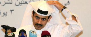 """Il Qatar annuncia l'uscita dall'Opec, il ministro dell'Energia: """"Ci concentreremo sulla produzione di gas"""""""