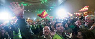 Andalusia, crollo dei socialisti del premier Pedro Sanchez. Vola l'estrema destra di Vox