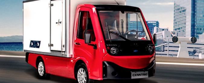 Electropolis lancia METRO, il rivoluzionario furgone compatto totalmente elettrico