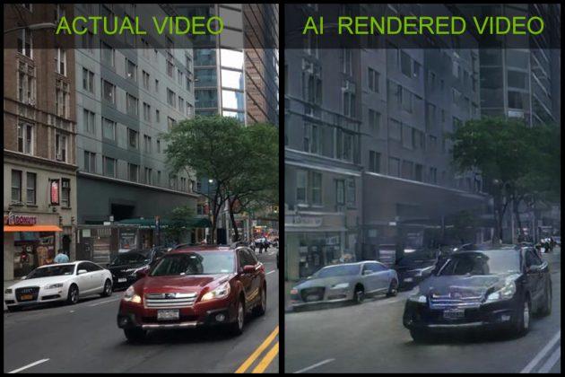 Nvidia AI Videogames