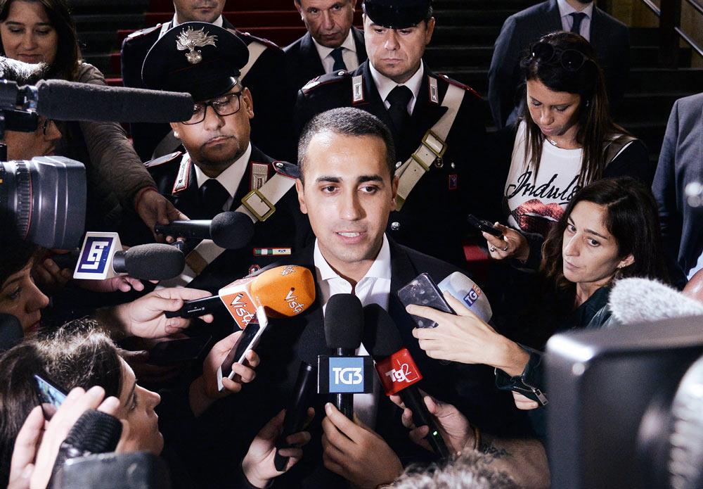 """Di Maio e la storia del padre: """"Oggi metto l'azienda in liquidazione, devo occuparmi del Paese"""""""