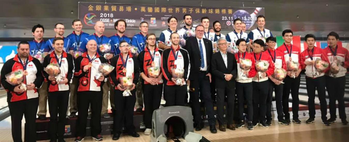 Bowling, impresa dell'Italia contro gli Stati Uniti: è campione del mondo