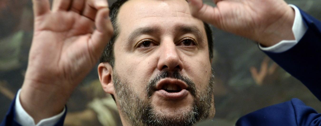 """Salvini risponde a Boccia: """"Confindustria zitta quando gli italiani venivano massacrati. Il 2% è solo un numero"""""""