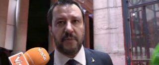 """Global Compact, Salvini: """"Conte non andrà a Marrakech"""". E sulle europee: """"Alleanza con Ppe? Non escludo nulla"""""""