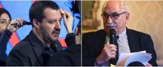 Matteo Salvini, ministro a sproposito
