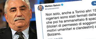 """Torino, scontro tra procuratore Spataro e Salvini: """"Con tweet a rischio operazione"""". Replica: """"Inaccettabile. Se stanco, si ritiri"""""""