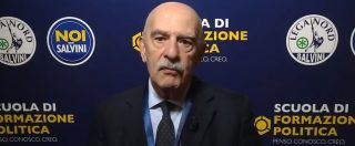 """Istat, Blangiardo cerca voti in Aula e si giustifica su migranti e no aborto. Ma i lavoratori: """"Inadeguato, fermatelo"""""""