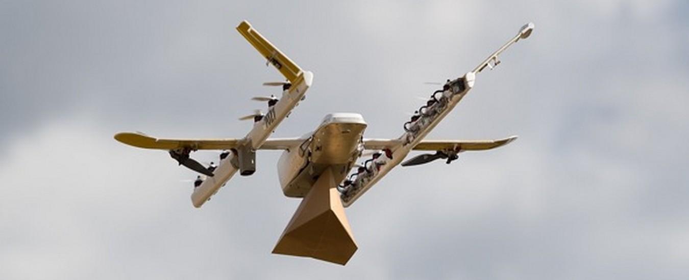 Google testa le consegne con i droni in Europa, si parte in primavera dalla Finlandia