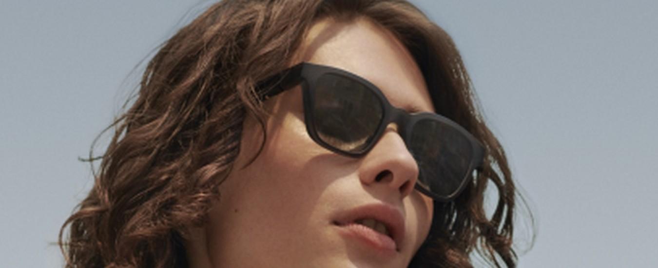Bose mette in vendita Frames, gli occhiali da sole con audio a realtà aumentata