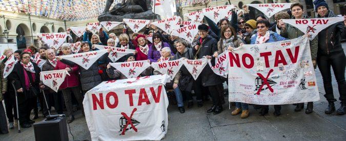No Tav, l'8 dicembre manifestiamo contro il nulla