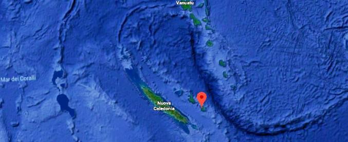 Terremoto Nuova Caledonia, due scosse di magnitudo 7.5 e 6.6: evacuate coste per allarme tsunami, poi rientrato