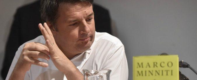 Renzi vuole fondare un nuovo partito? Bene, il Pd può festeggiare