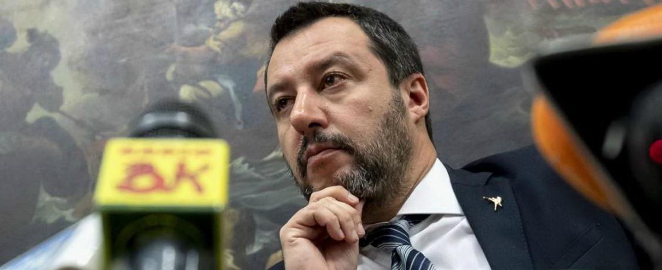 """Elezioni Abruzzo, Salvini: """"Un pezzo di sinistra ha votato noi: operai, insegnanti, lavoratori. Risultato commovente"""""""