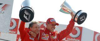 """Michael Schumacher, Jean Todt rivela: """"Ho visto con lui il Gp del Brasile"""""""