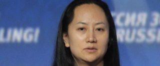 """Huawei, arrestata la figlia del fondatore e direttrice finanziaria Meng Wanzhou. Usa: """"Ha violato le sanzioni contro l'Iran"""""""