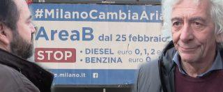"""Italiani come noi, a Milano la Ztl più grande d'Italia: """"Stop auto inquinanti? Giusto, salute priorità"""". """"Danno per i più poveri"""""""
