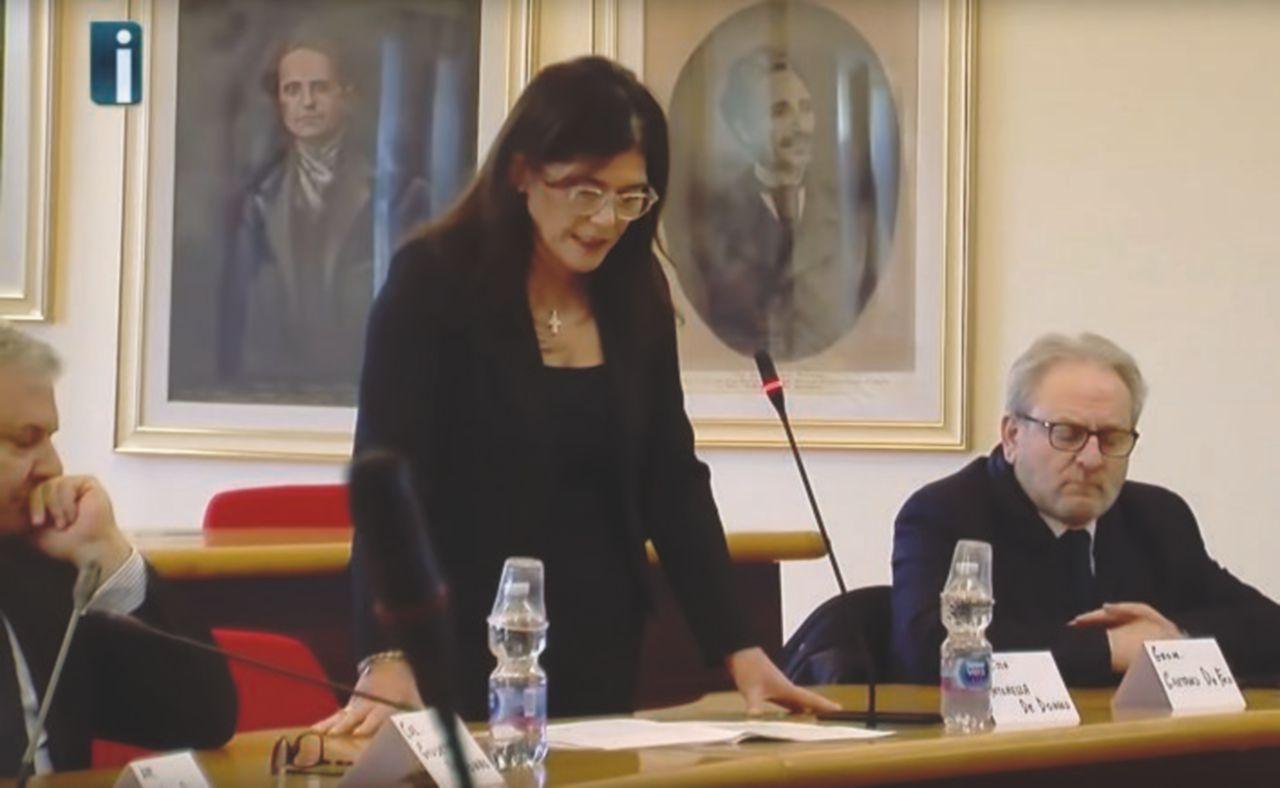 """Generale in cattedra, il day after di Serino: """"Mario Mori chi?"""""""