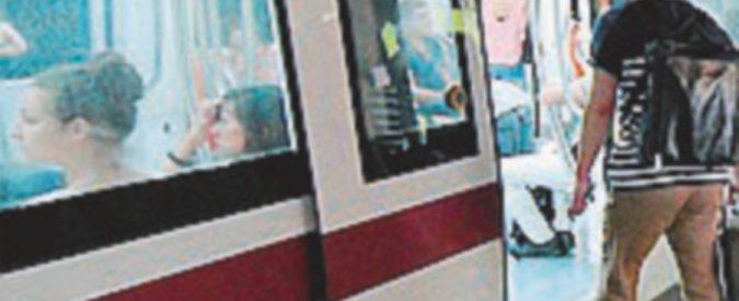 Rom pestata in metro: il racconto social della giornalista Rai
