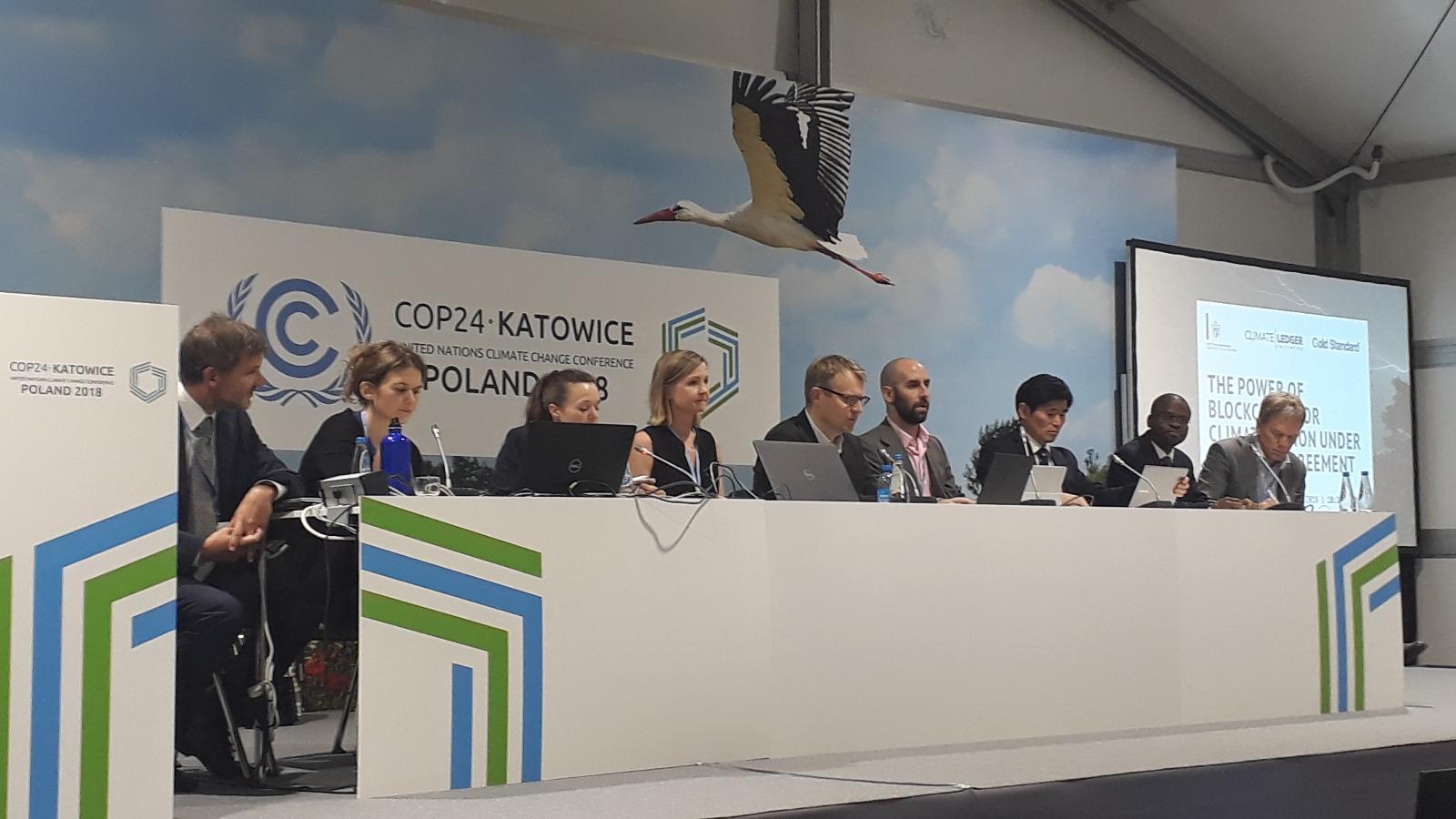 Blockchain, sfruttare la tecnologia per contrastare il cambiamento climatico