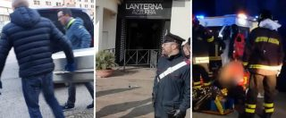 """Ancona, panico al concerto di Sfera Ebbasta: 6 morti nella calca. Conte: """"Venduti 1400 biglietti, ma la sala conteneva 469 persone"""" (FOTO E VIDEO)"""