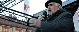 """No Tav, corteo a Torino. Alberto Perino: """"Non abbiamo governi amici, giudichiamo dai fatti non dalle promesse"""""""