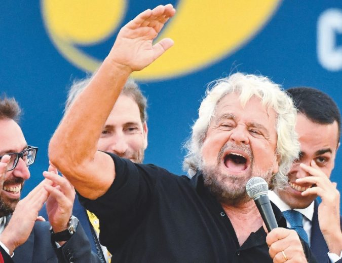 """Noi e i Gilet gialli francesi vogliamo le stesse cose"""