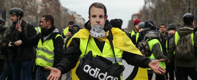 Risultati immagini per gilet gialli francia