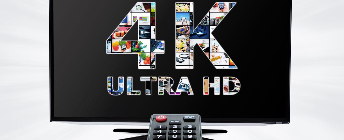 Le TV 4K migliorano anche i film con risoluzioni più basse, ecco perché