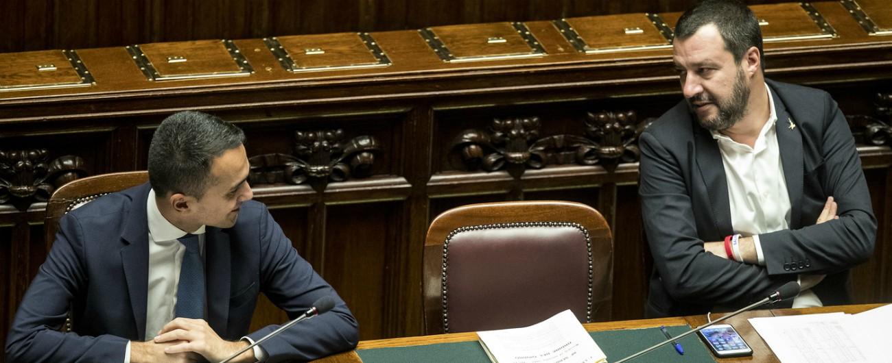 """Di Maio: """"Incontro Salvini-imprese? I fatti si fanno al mio ministero"""". Il leader della Lega: """"Un referendum sul Tav? Perché no"""""""