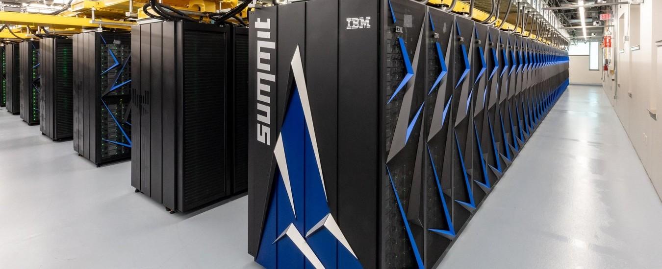 Il supercomputer più veloce del mondo è statunitense, Cina terza ma incalza