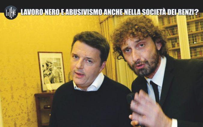 """Renzi senior diffida le Iene: """"Non potete mandarmi in onda"""""""